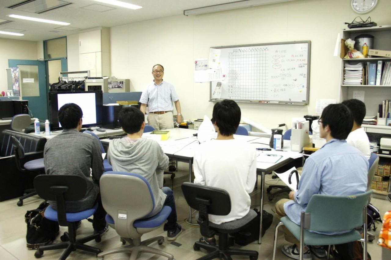 研究室公開2016